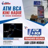 Hadirkan ATM BCA, Transaksi Belanja di Graha Bangunan Kian Mudah
