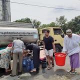 Air Mati, Warga Perumahan Joyogrand Kesulitan Cuci Baju dan Memasak