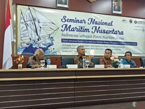 Guru Besar Geofisika UB: Kekayaan Maritim Indonesia Banyak yang Belum Tereksplorasi
