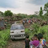 Belasan Rumah di Jatiguwi Dihajar Angin Kencang, Kerugian Ditaksir Puluhan Juta