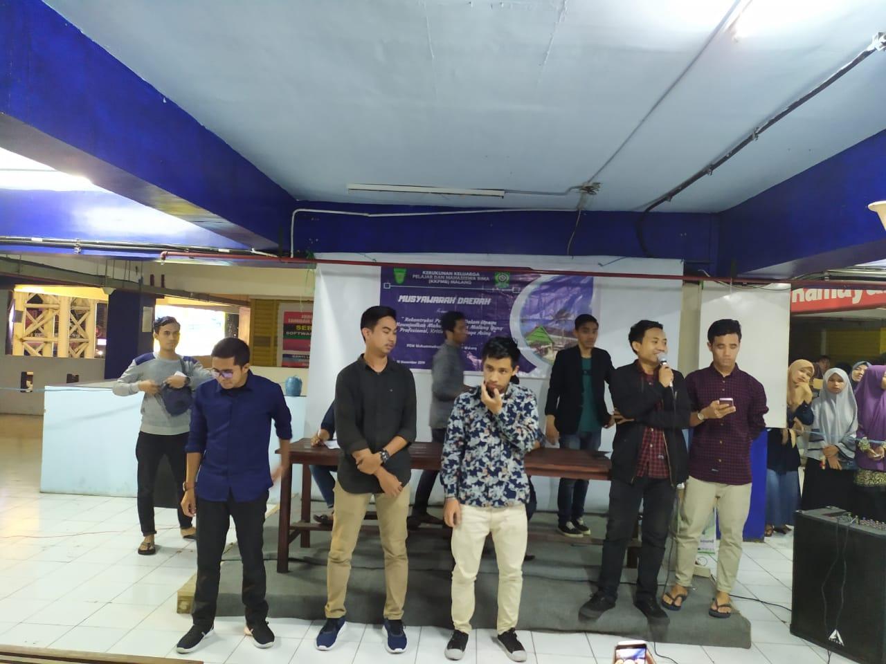 Musda KKPMB Malang 2019 digelar di Coffee Times dan berlangsung sukses. (Dokumen MalangTIMES)