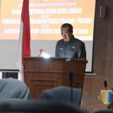 Pemanfaatan Pasar Setono Betek jadi Sorotan Dewan dalam Rapat Paripurna Penyampaian Pandangan Umum Fraksi Atas Rancangan APBD 2020