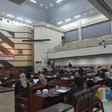 Fraksi-Fraksi DPRD Sepakati Bahas 5 Raperda Usulan Eksekutif