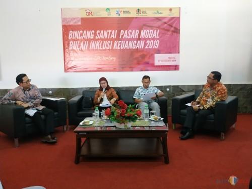 Aman dan Legal, OJK Malang Mulai Sosialisasikan Pasar Modal