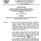 Angkat Solar Radiation dan Kamus Kecik, Dua Karya Pelajar SMP di Kabupaten Malang Jadi Finalis OPSI Tingkat Nasional
