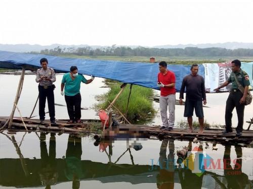 Warga Kota Malang Ditemukan Mengambang di Sungai Brantas