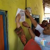 Pemkab Jombang Pasang Stiker Rumah Penerima Bansos, Sepekan Ratusan KPM Mundur