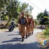 Ribuan Peserta Ikuti Napak Tilas Jejak Jenderal Soedirman