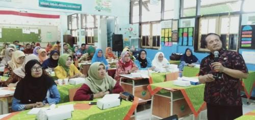 Sosialisasi Pelindungan Guru dan Tenaga Kependidikan. (Foto: Humas)