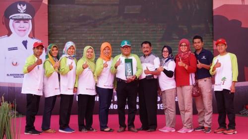 Peduli Lingkungan, Plt Wali Kota Blitar Raih Penghargaan Kepala Daerah Pembina Proklim