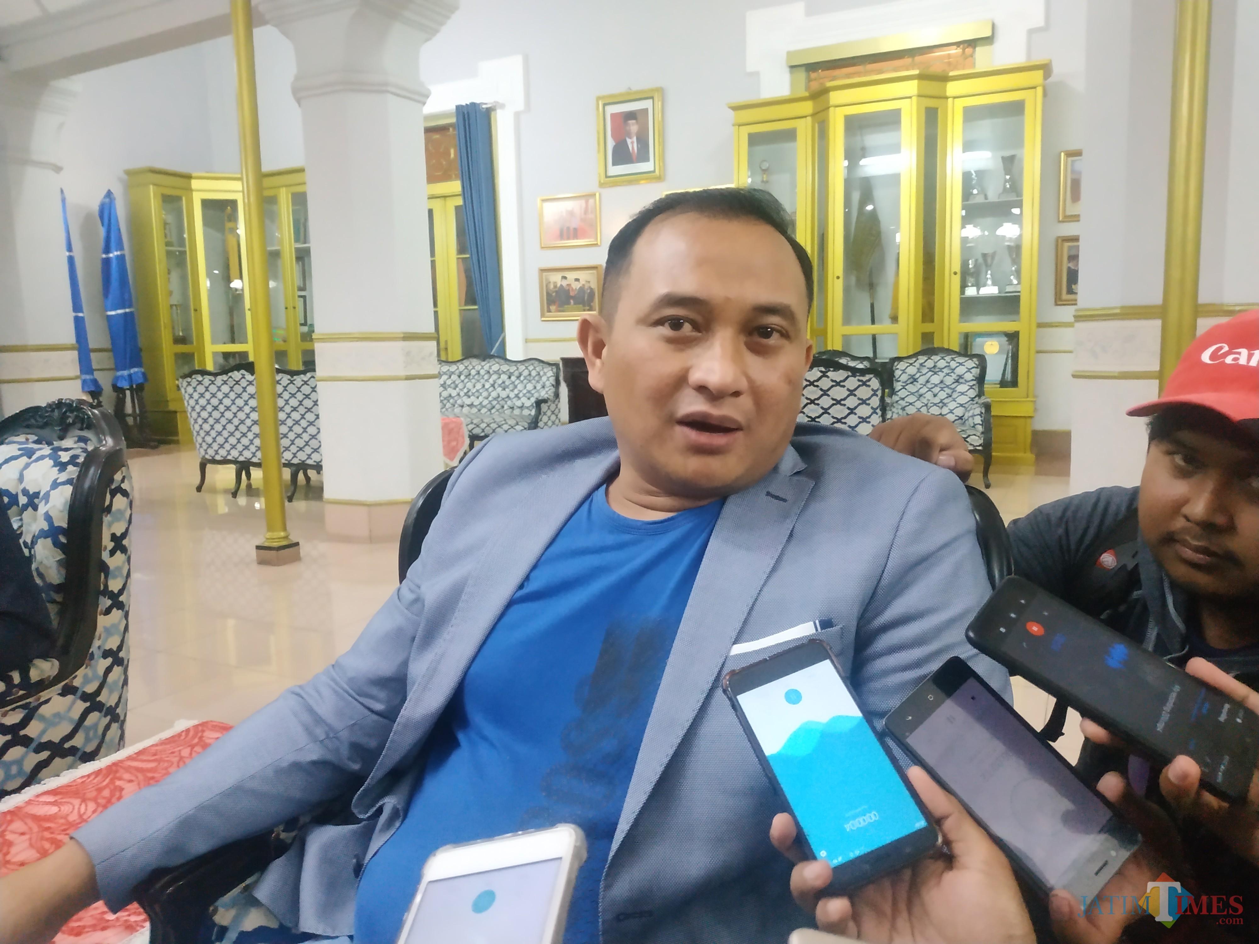 Kapolres Malang AKBP Yade Setiawan Ujung (Hendra Saputra)