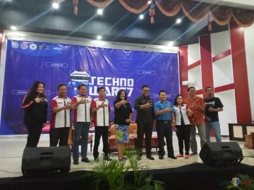 Gelar Techno Wars Season 7, Unikama Dapat Apresiasi Wakil Wali Kota Malang