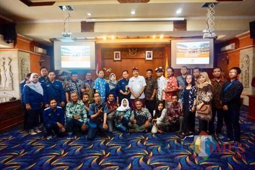 Berguru Kedekatan Jurnalis dengan Pemda, Humas Pemkot Batu Boyong Jurnalis ke Bali