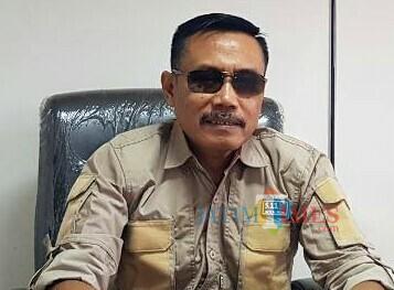 M. Sofyanto, Ketua APRI Jatim (Foto : Moch. R. Abdul Fatah / Jatim TIMES)