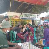 GUSDURian Gelar Pengobatan Gratis Di Desa Papringan Klakah