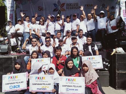 Siswa SD SMP di Kota Malang Jalankan Program One Student One Account