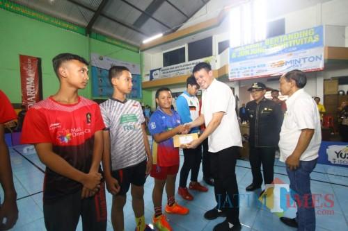 PBSI Jawa Timur Harap PBSI Kota Malang Tahan Atletnya Tidak Perkuat Tim Luar Kota
