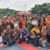 Kota Blitar Raih Anugerah Kota Sehat Swasti Saba Wistara