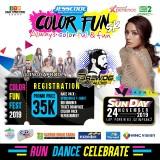 Jangan Lewatkan, Color Fun 2019 Digelar di Jatim Park 2