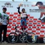 Minim Sarana Latihan Tak Jadi Soal, Atlet Kota Batu Juara Umum Kejurnas GCC BMX Championship