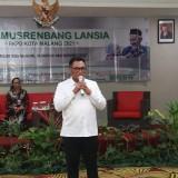 Tahun Depan, Pemkot Malang Berencana Bangun Rumah Lansia