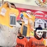 Polres Batu Gercep, Jelang Tahun Baru Segera Razia Karaoke dan Daerah Rawan