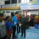 Latihan Terganggu Fullday, Radja Buru Juara di Kejurkot Bulu Tangkis 2019
