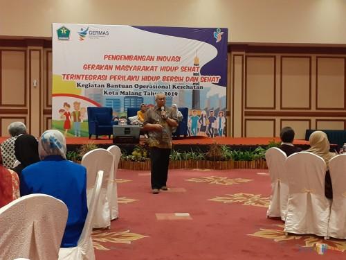 Cegah Stroke Usia Produktif, Dinkes Kota Malang Geber Lewat Seminar Kesehatan