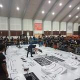 Perlombaan Robotik Menutup Techno Wars 7 Unikama