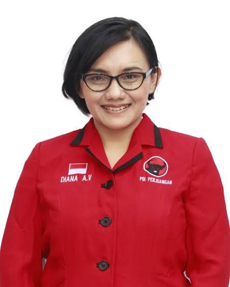 Anggota DPRD Provinsi Jatim, Diana Amaliyah Verawatiningsih