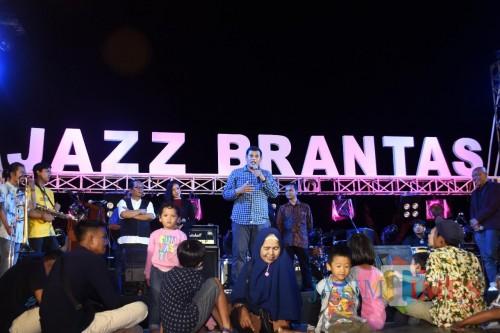 Libatkan Berbagai Musisi Daerah Dan Mancanegara Jazz Brantas Sungguhkan Musik Jazz Untuk Masyarakat Kediri