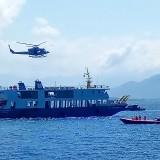 Lokasi Rawan Kecelakaan, Latihan SAR Gabungan Digelar di Selat Bali