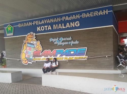 Kantor BP2D Kota Malang (Anggara Sudiongko/MalangTIMES)