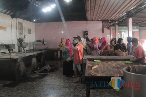 Berguru Manajemen Bisnis ke Pabrik Abon Rojo Koyo Boyolali