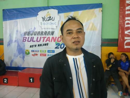 Ketua Umum PBSI Kota Malang, Herry Mursid (Hendra Saputra)