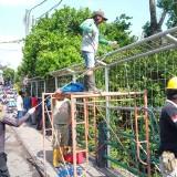 Targetkan Sebulan Selesai, Musim Tak Pengaruhi Perbaikan Jembatan Muharto