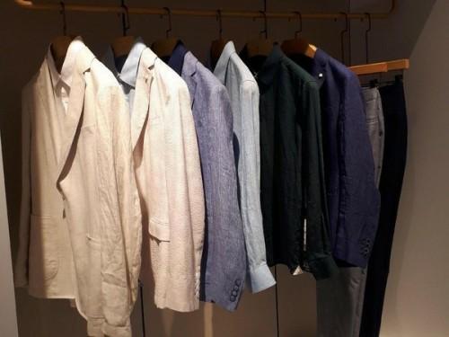 Pakaian berbahan serat ganja (Foto: istimewa)