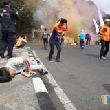 Dilanda Gempa, Balai Kota Malang Porak Poranda