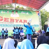 Puncak HKN di Jombang, Bupati Minta Masyarakat Terapkan Hidup Sehat