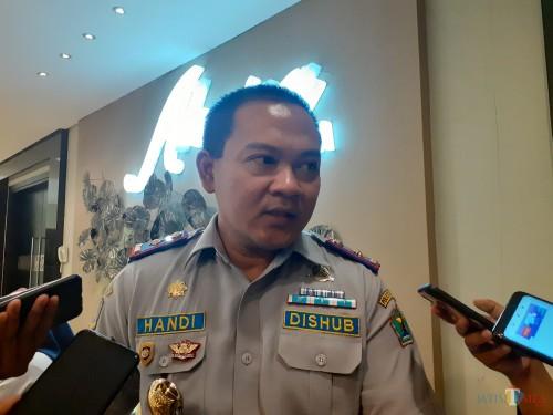 Kepala Dishub Kota Malang, Handi Priyanto (Arifina Cahyanti Firdausi/ MalangTIMES)