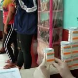 BNNK Tulungagung Razia Puluhan Penghuni Kos, 2 Terindikasi Pakai Metamfetamin