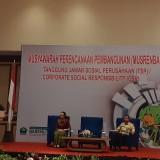 Barenlitbang Gelar Musrenbang, Tekankan Forum CSR untuk Perkuat Transparansi Data