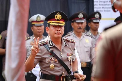 Kapolresta Malang Kota AKBP AKBP Leonardus Harapantua Simarmata (Foto: Humas Polresta Malang Kota)