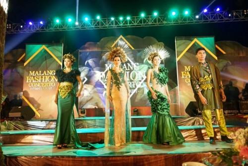 Malang Fashion Concerto Intimate Forest, Salah Satu event Yang Digelar Dinas Pariwisata dan kebudayaan kabupaten Malang Belum Lama Ini (Foto Instagram Disparbud Kabupaten Malang)