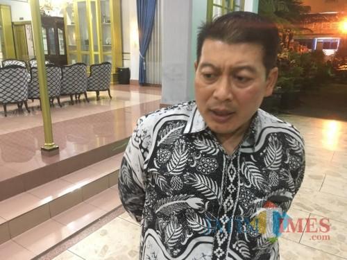 Ketua DPRD Kabupaten Malang Didik Gatot Subroto (Pito MalangTimes)