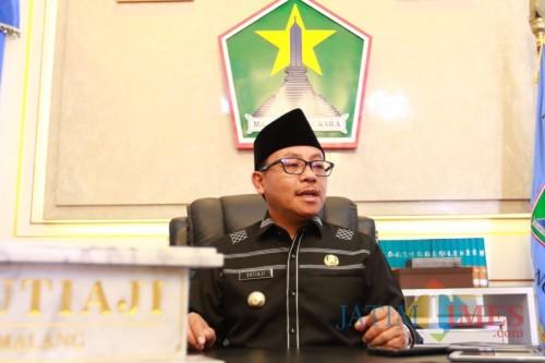 Wali Kota Malang Sutiaji (Foto: Dokumentasi MalangTIMES)