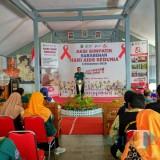 Peringati Hari AIDS Sedunia, Pemkot Blitar Gelar Aksi Simpatik Sarasehan
