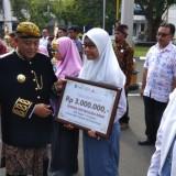 Peringati Hari Jadi Kabupaten Malang, Sanusi Janji Tekan Kemiskinan ke Angka 8 Persen