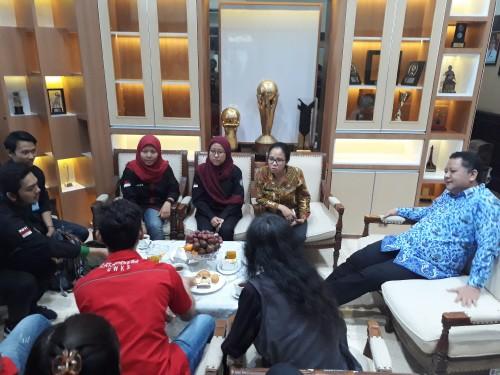 1 Desember Barisan Mahasiswa Ajak Wawali Whisnu Kampanye, Ada Apa?