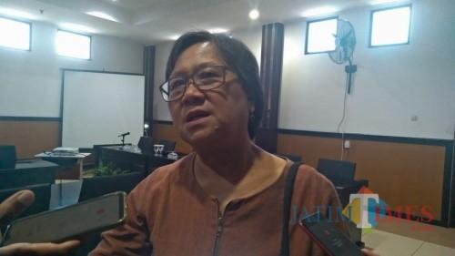 Wakil Ketua Komnas HAM Sandra Moniaga. (Foto: Imarotul Izzah/MalangTIMES)